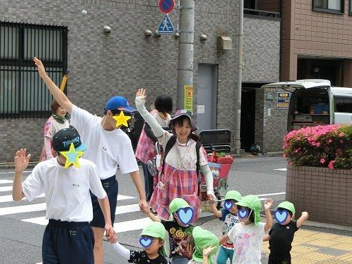 中学生が職場体験に来てくれました。